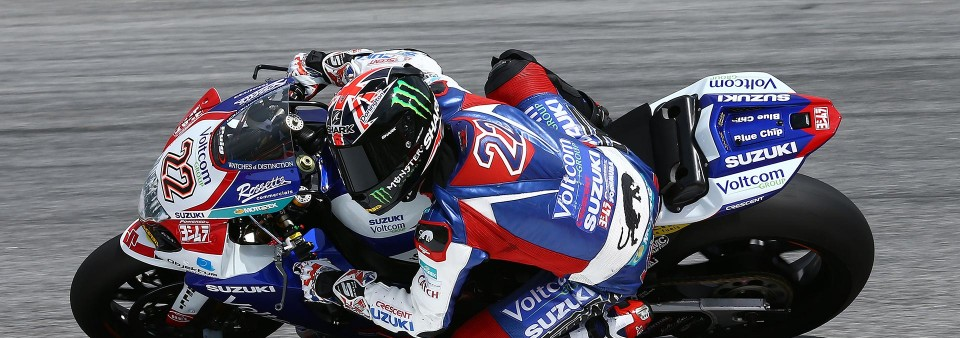 Alex Lowes - Sepang