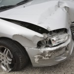 bigstockphoto_Crashed_Car_531543