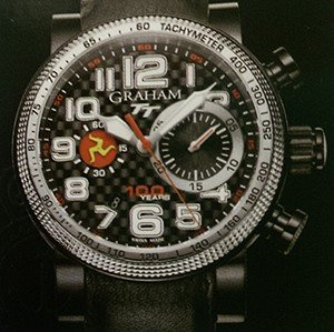 "John McGuinness is offering a reward for the watch's safe return which is engraved with """"TT Senior Winner"""